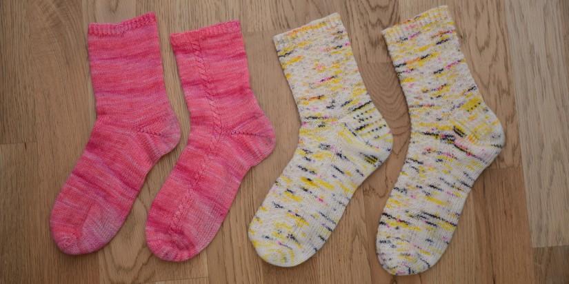 Les chaussettes de Celinette sontelles…?